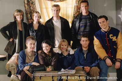 dawson's cast